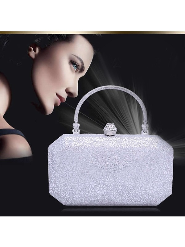 Mode Faux Diamants Princess Fête/Soir Sac
