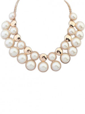 Occident Exquisite all-match Temperament Grosses Soldes Collier
