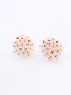 Occident All-match Floret Mode Ear Clip